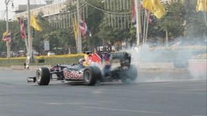 F1 Showcar Run Bangkok