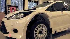Decorating Mads Fiesta S2000