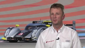 The Way to Le Mans - Interview McNish
