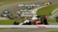 2011 Mid-Ohio - IndyCar - Qualification