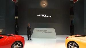 Ferrari 458 Italia @ Frankfurt Motor Show