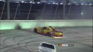 Bowyer Into Wall