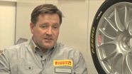 F1 Pirelli 2011 - Melbourne - Paul Hembery interview