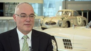 Timeless - 60 Years of the Mercedes-Benz SL - Interview - Michael Bock