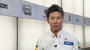 Kamui Kobayashi – Sauber F1 Team Driver – 2012 season preview