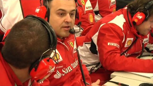 Scuderia Ferrari 2012 - Malaysian GP Preview
