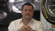 F1 Pirelli 2012 - Monaco - Paul Hembery Interview