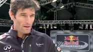 Goodwood Festival Of Speed 2012 - Mark Webber Interview