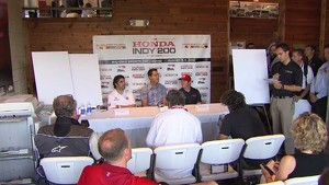 2012 - IndyCar - Mid-Ohio - Qualification