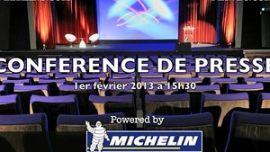 Press conference - 24 Heures du Mans 2013 - English version