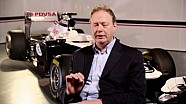 Mike Coughlan, Technical Director of the Williams F1 Team on the FW35 and 2013 Season