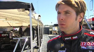 2013 IndyCar Open Test at Barber