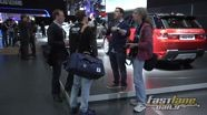 2013 NY Auto Show Day 1 - Mercedes CLA45 AMG, Range Rover Sport, Cool Ford Tech, & much more!!