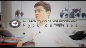 Introducing Nyck de Vries - McLaren Young Driver Programme