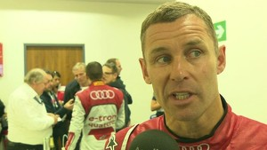 Audi Motorsports - WEC Silverstone 2013 – Interview Tom Kristensen