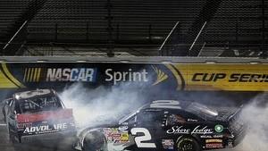 HUGE wreck at Richmond!!