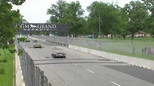 2013 Detroit Race #2 Highlights