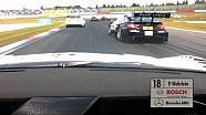 Onboard Pascal Wehrlein DTM Mercedes AMG C-Coupé - DTM Race Lausitzring