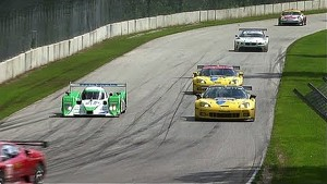 2009 Road America Race Broadcast - ALMS - Tequila Patron - ESPN - Sports Cars - Racing - USCR