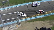 NASCAR Pileup and Red Flag at Watkins Glen (2013)