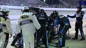 NASCAR Trouble for Jimmie at Richmond | Federated Auto Parts 400