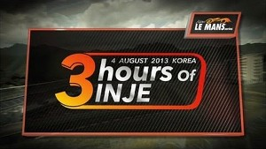 [EPM] Asian Le Mans Series Full Program - Inje, South Korea - Round 1, August 2013