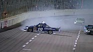 NASCAR Brad Keselowski goes for a spin   Texas Motor Speedway (2013)