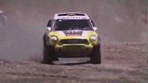 MINI Storming Through The 2014 Dakar