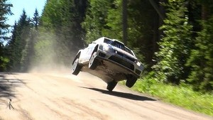 Tests Rally Finland 2013 S.Ogier/N.Klinger Polo R WRC