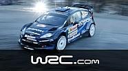 Shakedown Stage: Rallye Monte-Carlo 2014