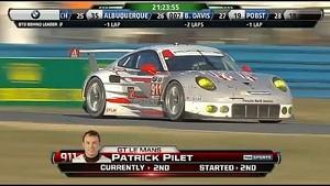Rolex 24 At Daytona Race Broadcast - Part 2