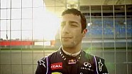 Infiniti Red Bull Racing 2014 (Filming Day)