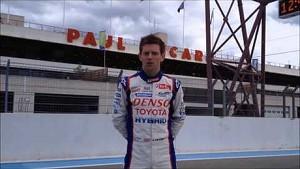 TOYOTA Racing Driver Diary - Anthony Davidson, FIA WEC Prologue 2014