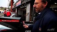 FIA Technical Delegate, Danis Chevrier explains LMP1 regulations and technics