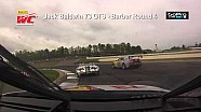 Barber 2014 - Jack Baldwin On Board Highlights of Round 4 GTS