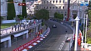 Historic Grand-Prix of Monaco : Kubota crash