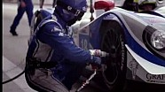 The precision of a Le Mans pit stop