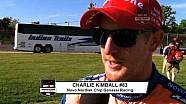 2014 Dual in Detroit Race 2 Interviews