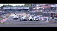 Ma Qing Hua makes motorsport history! - Citroën WTCC 2014
