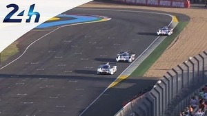 Le Mans 2014: Porsche and Audi on the attack during the qualifying session #2