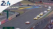 Le Mans 2014: start of the LM GTE category