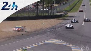 Le Mans 2014: highlights hour 2