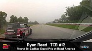 PWC 2014 Road America On Board Highlights of Ryan Reed Round 8 TCB