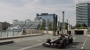Race Week London - Lotus F1 at Canary Wharf