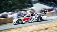Red Bull drifter 'Mad Mike' Whiddett smokes out FOS