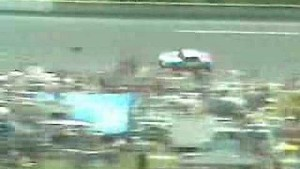 Richard Petty wins the 1984 Firecracker 400