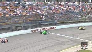 2014 Drivers Preview the Iowa Corn Indy 300