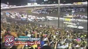 #ThrowbackThursday: World of Outlaws Sprint Cars Knoxville Nationals August 18th, 1990