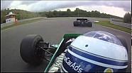 Zandvoort Historic Grand Prix 2014 - F1 Tyrrel Action - Stefano Di Fulvio