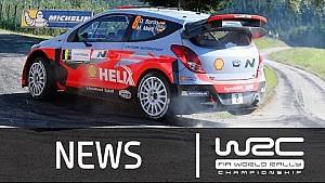 Stages 7-11: Rallye de France-Alsace 2014